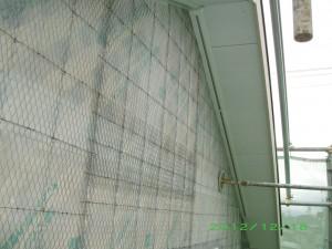 外壁メタルラス貼
