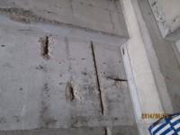 建物調査-露筋、コンクリート剥落