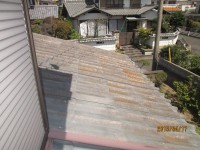 耐震診断-屋根のチェック