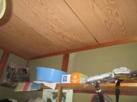 天井ー雨漏り