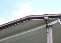 劣化改善-樋の取替え現況