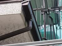 劣化改善-樋の取替え