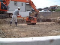 工事監理-地盤改良