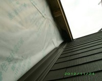 工事監理ー屋根