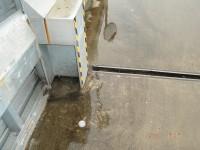 建物調査-駐車場雨漏り